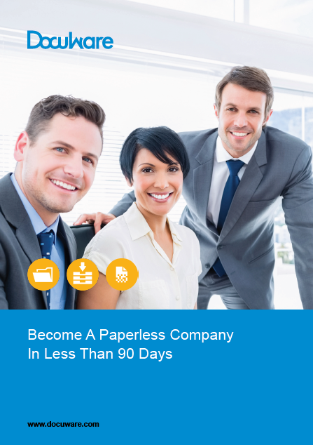 Become a Paperless Company new