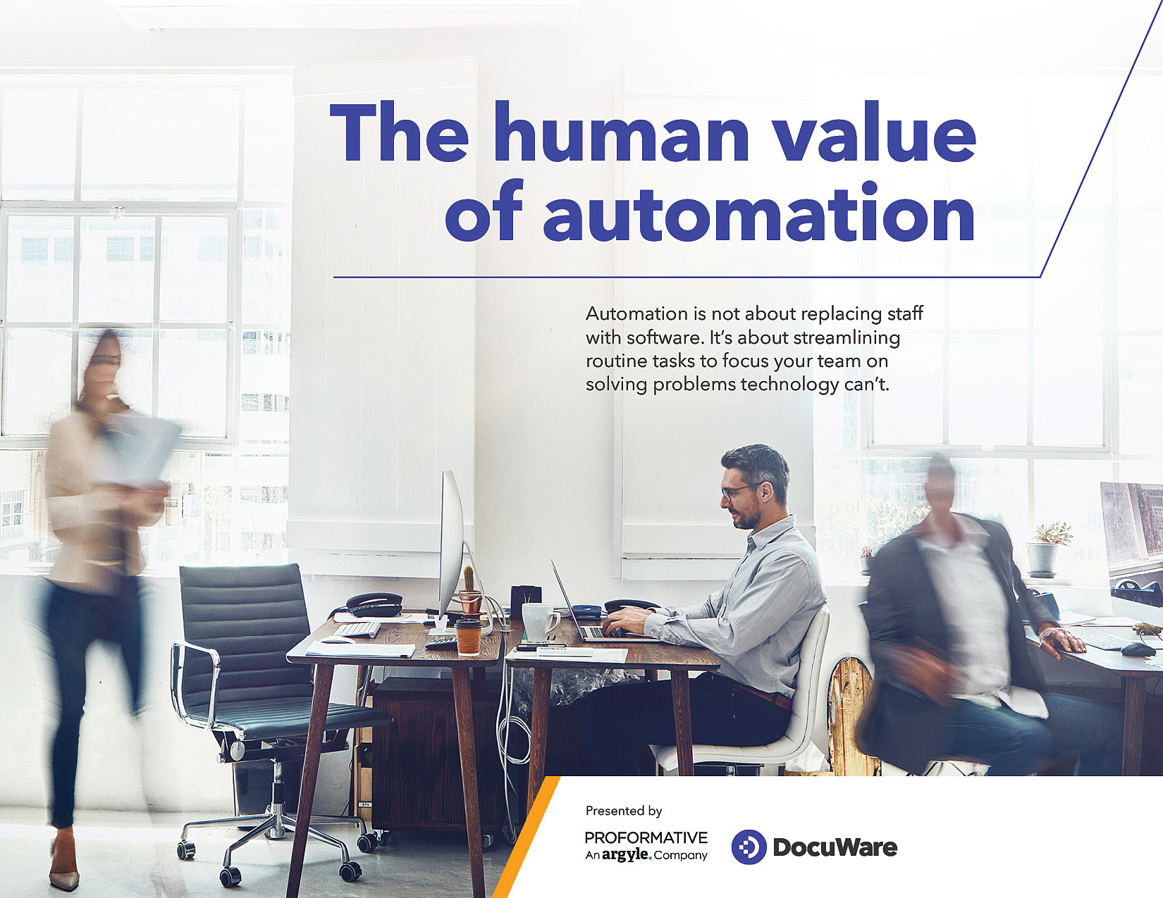 Cover - The Human Value of Automation